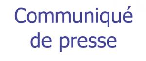 communique presse